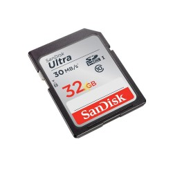 SanDisk 32 GB SDHC 30Mbps Class 10 Memory Card